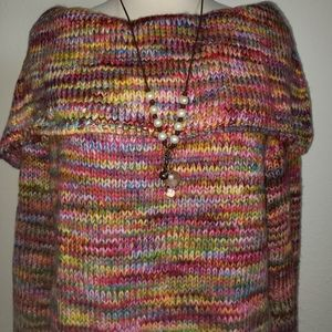 Lanebryant off the shoulder Sweater